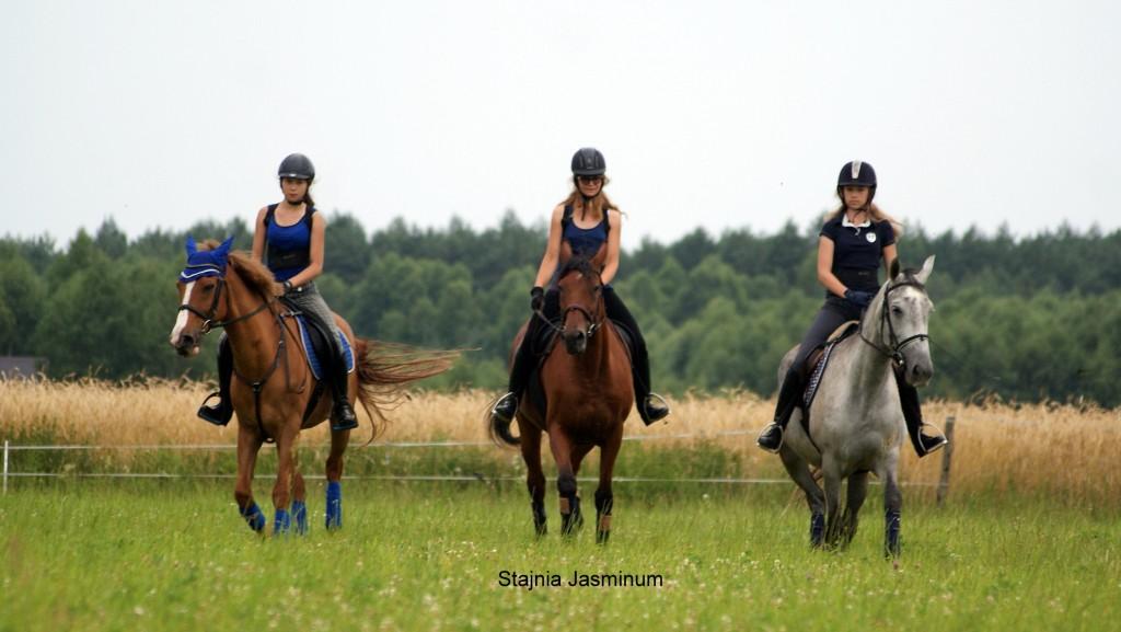 obóz jeździecki
